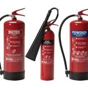 Fire Extinguisher Hooks